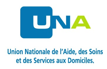 Logo de Union Nationale de l'Aide, des Soins et des Services aux Domiciles (UNA) des Côtes d'Armor (22)